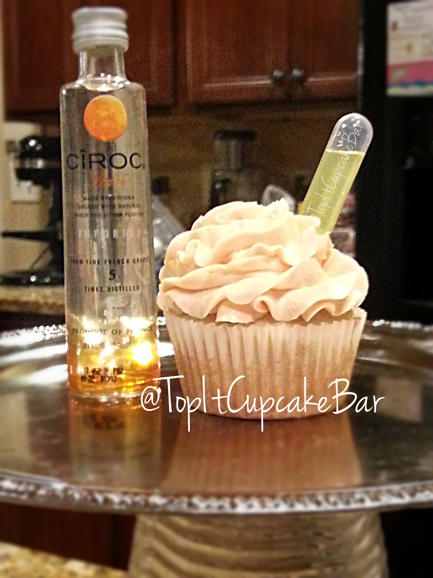 Our Photos Top It Cupcake Bar